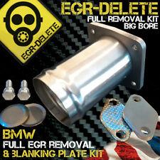 BMW E46 318d 320d 330d 330xd 320cd 318td 320td EGR REMOVAL KIT BLANKING BYPASS