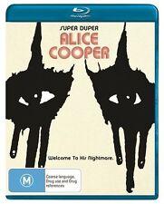 Super Duper Alice Cooper (Blu-ray, 2014, 2-Disc Set)
