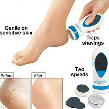 New Foot Care Pedicure Personal Electric Removes Pedi Spin Callus Dry Dead Skin