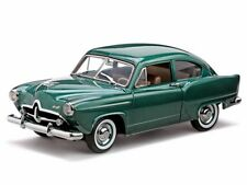SUNSTAR 5102 KAISER HENRY J with trunk diecast model green metallic 1951  1:18th