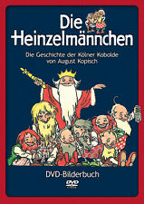 Bilderbuch DVD Die Heinzelmännchen DVD und Bonus CD