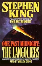 The Langoliers by Stephen King (1990, 6 Cassette, Unabridged)