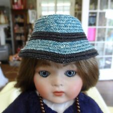 CL 22  RESIN DOLL HAT FORM MOLD for  6 1/2 TO 7 1/2 HEAD BLEUETTE FRENCH FASHION