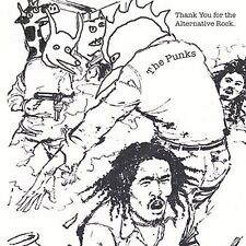 The Punks-Thank You for the Alternative Rock CD  Excellent