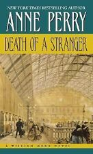 Death of a Stranger Perry, Anne Mass Market Paperback