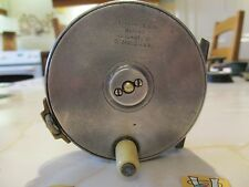 Vintage J Bernard & Son London 3 3/4 Inch Alloy Trout Fly Reel