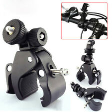 New Bike Motorcycle Handlebar Tripod Mount Holder For GoPro Camera 1/4 Screw