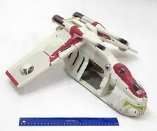 Star Wars ATOC Attack of the Clones 2002 Republic Gunship Loose