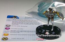 STORM 045 Uncanny X-Men Marvel HeroClix Rare