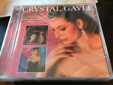 Straight to the Heart Nobody's Angel 2 on 1 by Crystal Gayle CD NEW