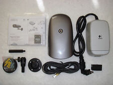 Logitech Alert 700e Outdoor Add-on Security HD Camera w/Night Vision 2GB TESTED