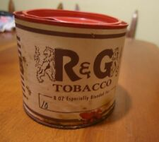 RALPH'S PIPE SHOP DOMESTIC TOBACCO TIN CAN POUGHKEEPSIE NY SPECIAL VINTAGE