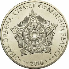 50 Tenge 2010 - Kasachstan - Kurmet Orden