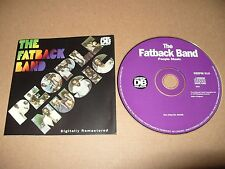 The Fatback Band - People's Music (1997) 9 track cd Rare