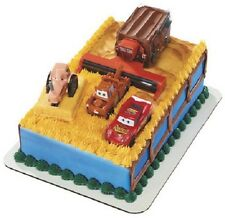 DISNEY CARS McQueen Mater 3D CAKE KIT TRACTOR TIPPING CAKE KIT