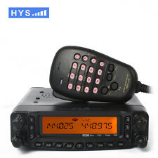 27/50/144/430MHZ HF/VHF/UHF Mobile Transceiver Ham Radio with RX&TX:26-33MHz