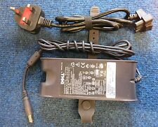 Dell 9T215 PA-1900-02D PA-10 Family Laptop AC Power Adapter 90W 19.5 4.62A