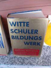 Schüler Bildungswerk, Band III, aus dem Verlag Hans Witte