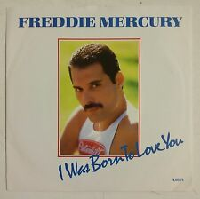 "Freddie Mercury I Was Born To Love You Single 7"" UK 1985           Queen"