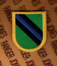 US Army 108th Military Police Company Airborne beret flash patch c/e