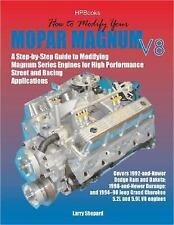 How to Modify Your Mopar Magnum Vol. 8 : Step-by-Step Guide to Modifying...