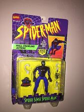 MARVEL COMICS SPIDER-SENCE SPIDER-MAN WALL CRAWLING ACTION 1995 TOYBIZ