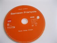 SAMSON FRANCOIS CLASSIC ARCHIVE -- DISC ONLY  (DS) {DVD}
