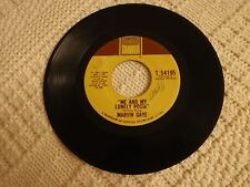 MARVIN GAYE  ME AND MY LONELY ROOM/THE END OF OUR ROAD TAMLA 54195
