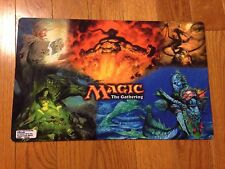 New Magic The Gathering Advertising Counter Mat Awesome Graphics