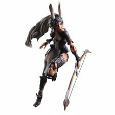 Flawed Box Final Fantasy XII Fran Play Arts Kai Action Figure