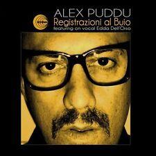 Alex Puddu/Edda dell'Orso-Registrazioni Al Buio-Library Music-NEW 2LP+CD