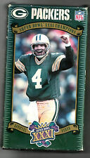 GREEN BAY PACKERS Super Bowl XXXI Champions OFFICIAL VHS Video
