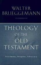 Theology of the Old Testament (HC) Walter Brueggemann 1