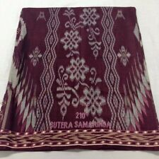 Batik Sarong Indonesia Tradition unisex Muslim Textile Cotton Wrap Freeshipping