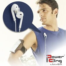 Power Cling - Magnetic Earphones and Cord Holder; Wear or Cling It Anywhere!!!