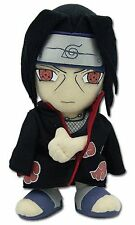 "New Naruto Shippuden GE-7054 ~9"" Itachi Official Licensed Plush Toy Doll Stuffed"