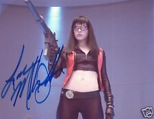 MILLA JOVOVICH AUTOGRAPH SIGNED PP PHOTO POSTER