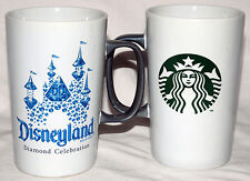 Disneyland 60th Anniversary Diamond Celebration Starbucks Special Edition Mug
