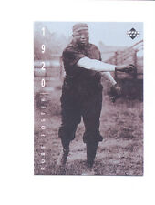 1994 UD Upper Deck RUBE FOSTER American Epic Ken Burns Baseball Card