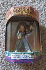 HARRY POTTER HANGING CHRISTMAS ORNAMENT HERMIONE GRANGER ENESCO NIP VERY RARE