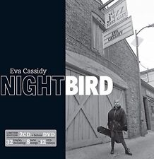 EVA CASSIDY NIGHTBIRD 2 CD / DVD SET (2015) BRAND NEW SEALED BOXSET