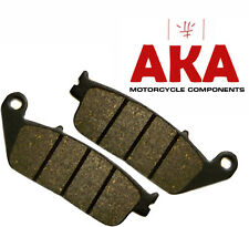 Front Brake Pads For: YAMAHA WR125 X 2009 to 2015