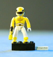 Mega Bloks Power Rangers MegaForce Series 2 Yellow Ranger Common