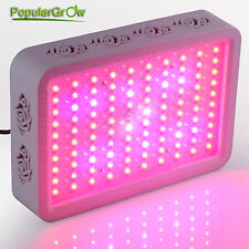 PopularGrow 9 Brand 300W LED Grow Light  Hydro Medical Veg Flower True Watt 138W