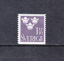 VS120 SWEDEN #396 COIL STAMP MINT, ORIGINAL GUM, HINGED $7.00
