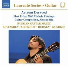 Artyom Dervoed plays Russian Guitar Music, New Music