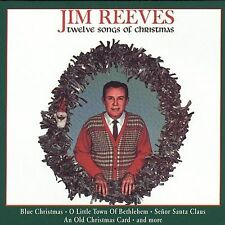Twelve Songs of Christmas by Jim Reeves (CD, Sep-2003, BMG Special Products)