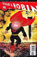ALL STAR BATMAN AND ROBIN THE BOY WONDER #4 / SUPERMAN / MILLER & LEE