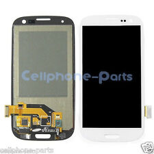 B Stock Samsung Galaxy S3 i9300 i747 T999 i535 LCD Screen Digitizer Touch White