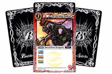 BATTLE SPIRITS: 20 CARTE IN ITALIANO SERIE 1 - LOTTO DECURIONE DRAGRON